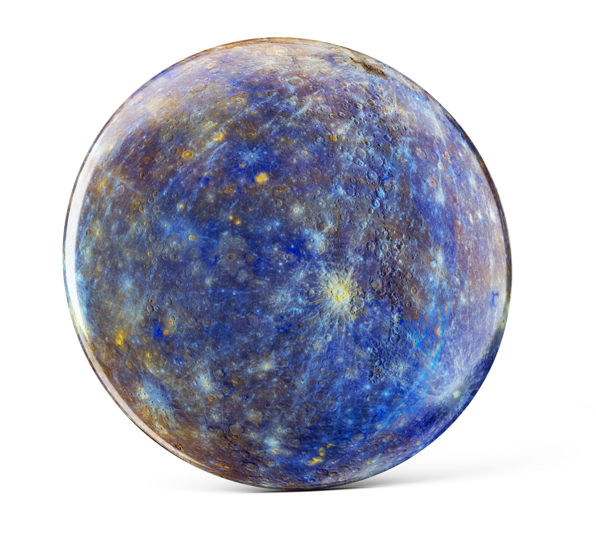 color planet mercury - HD2000×1800